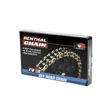 Renthal R3-3 520 O-Ring Chain 520 x 114 Links for Off Road MX Motorcycle C413