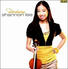 Introducing Shannon Lee by Shannon Lee  (Telarc) Minty CD  NEW Case  Free Ship