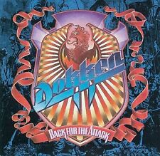 Back for the Attack by Dokken (CD, 1987, Elektra / Asylum Records)