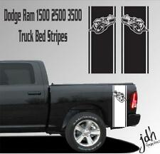 Dodge Ram 1500 2500 3500 Truck Bed Striped Vinyl Decal Sticker Super Bee 4x4