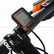 CATEYE Bike Cycling Digital Computer Speedometer With Duty Wire  Enduro CC-ED400