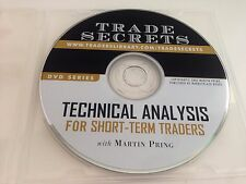 TECHNICAL ANALYSIS FOR SHORT TERM TRADERS = MARTIN PRING = FOREX TRADING DVD