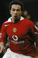 Football Photo KIERAN RICHARDSON Man Utd 2005-06
