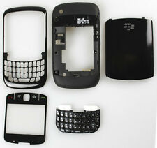 TOTTA Replacement Full Body Housing For Blackberry Curve 9220 - BLACK HUBP000103