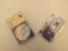 Pink Floyd, Wish You Were Here, cassette tape, re-issue, 196 1984 TC SHVL 814
