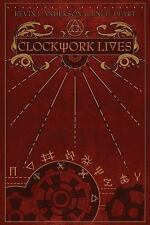 Clockwork Lives by Neil Peart and Kevin J. Anderson (2015, Hardcover)