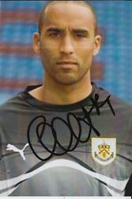 BURNLEY HAND SIGNED LEE GRANT 6X4 PHOTO.