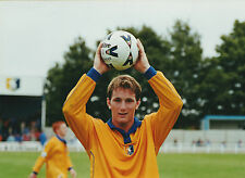 MANSFIELD Town'S Chris greenacre hatrick Eroe Early 2000s FOTOGRAFIA ORIGINALE