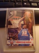1993-94 Hoops #264 Shaquille O'Neal AS ALL STAR WEEKEND UTAH NBA HOOPS