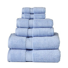 Superior 900GSM 6 PC SET LB 900GSM Egyptian Cotton 6-Piece Towel Set