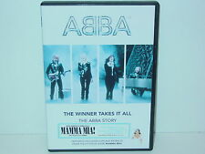 "*****DVD-ABBA""THE WINNER TAKES IT ALL-THE ABBA STORY""-2002 Universal*****"