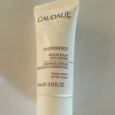 CAUDALIE VINOPERFECT RADIANCE SERUM .33 OZ NEW
