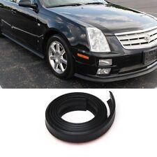 Car Front/Bear Bumper Lip Splitter Body Side Spoiler Skirt Chin Protector Black