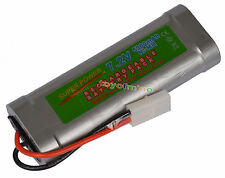 1 pcs 7.2V 5300mAH Ni-MH Rechargeable Battery Pack RC