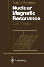 Nuclear Magnetic Resonance: Basic Principles-ExLibrary