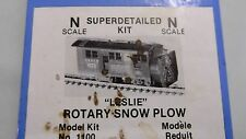 Dimi-Trains N scale Rotary Snow Plow Kit #1100 new in box