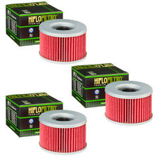 HiFlo 3 Pack Oil Filter Honda TRX400FA FourTrax Rancher AT 2004-2007