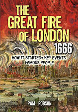 All About the Great Fire of London 1666,ACCEPTABLE Book