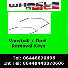 PC5-110 Vauxhall Opel Corsa D 2006 & gt voiture radio stéréo touches de suppression de libération