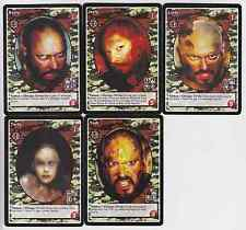 Blood Brothers Chicago Circle Crypt Lot G2 5x Vampires Bloodlines V:TES VTES
