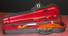 Samuel Eastman 1/2 size violin outfit