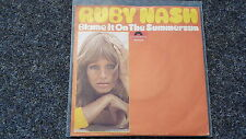 Ruby Nash = Jack Jersey - Blame it on the summersun 7'' Single