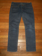 Old Navy The Diva Lowest Rise Straight Jeans Women's Size 1 HEMMED