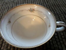 Noritake Teacup JAPAN Joanne Design 6466 Floral Gold Trim Excellent Condition