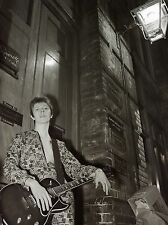 DAVID BOWIE  ZIGGY STARDUST LAMINATED MINI POSTER HEDDON STREET STYLE 2