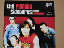 "The Flaming Sideburns-World dominación - 7"" 45 nm"