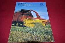 New Holland 790 FP230 FP240 Forge Harvester Dealers Brochure DCPA