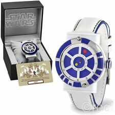 New Star Wars R2-D2 Collector's Quartz Analogue Wrist Watch Droid Boxed Official