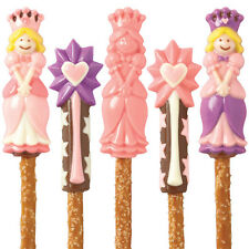 PRINCESS PRETZEL ROD CANDY MOLD BIRTHDAY PARTY FAVOR FAVORS WILTON
