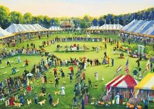 Gibsons The Dog Show 500 piece extra large cartoon jigsaw puzzle