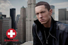 "EMINEM POSTER ""FULLY LICENSED"" BRAND NEW ""SKYLINE"" SIZE 61cm X 91.5cm"