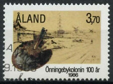 Aland Islands 1986 SG#24 Onnigeby Artists Colony Cto Used  #A83876