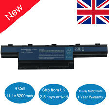 Laptop Battery for Acer Aspire 4551 5336 5742g 7551g 7552g 7560 7750 AS10D51 new