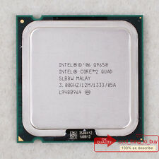 Intel Core 2 Quad Q9650 SLB8W CPU Processor 3/4M/1333 MHz LGA 775 100% work free