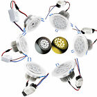 Dimmable Recessed Ceiling 5W 7W 9W 12W 15W LED Downlight Driver Kit Lights Lamps