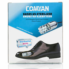 Shoes UV Medical Sterilizer Sanitizer Dehumidify Deodorizer Kills Fungi dryer