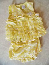 Gymboree Baby Girls 18-24 Month Lot Daisy Outfit