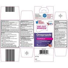 GNP Omeprazol 20 Mg Tablet 14