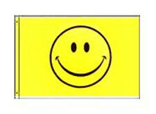 Smiley Face 3 x 2 Flag Smile - fly from a windsock pole
