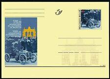 Belgium BK96 - AUTO SALON  OLDTIMER  -  postcard mint 2002