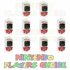 10X Wholesale Brand New Jumper Pak for Nintendo 64 N64 Console RAM (Memory Pack)