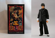 "NEW 2007 Real Action Heroes ✧ BRUCE LEE ✧ Medicom RAH 1:6 Enter Dragon 12"" MISB"