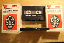 Jean-Michel Jarre - The Concerts In China Vol.1+2 [2 MC] BASF ferro super King's