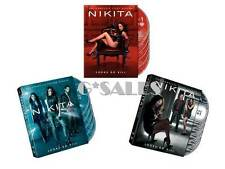 Nikita ~ Complete Seasons Season 1-3 (1, 2 & 3) ~ BRAND NEW 15-DISC DVD SET
