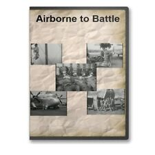 Airborne to Battle Big Picture Documentary Skydivers Infantrymen DVD - A801