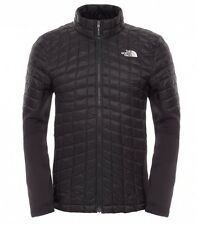The north face men's momentum thermoball hybride calorifugée en Noir Tnf XL